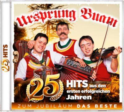25 Jahre 25 Hits - Zum Jubiläum das Beste, Ursprung Buam