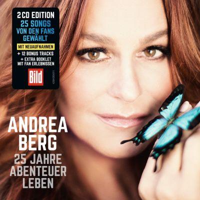 25 Jahre Abenteuer Leben (2 CDs), Andrea Berg