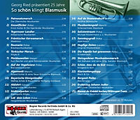 """25 Jahre """"So Schön Klingt Blasmusik"""" - Produktdetailbild 1"""
