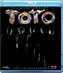 25th Anniversary - Live In Amsterdam, Toto