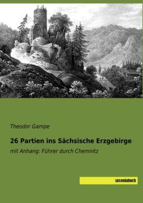 26 Partien ins Sächsische Erzgebirge -  pdf epub