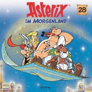 28: Asterix Im Morgenland, Asterix