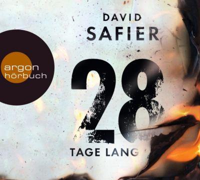 28 Tage lang, Hörbuch, David Safier