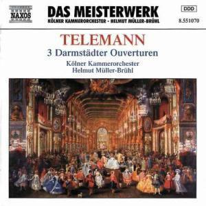 3 Darmstädter Ouvertüren, Helmut Müller-Brühl, Kölner Kammerorchester
