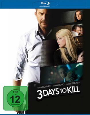 3 Days to Kill, Luc Besson, Adi Hasak