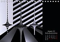 3 Dimensionen - 2 Farben (Tischkalender 2019 DIN A5 quer) - Produktdetailbild 12