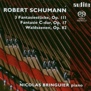 3 Fantasiestücke Op.111/Fantasie C-Dur, Nicolas Bringuier