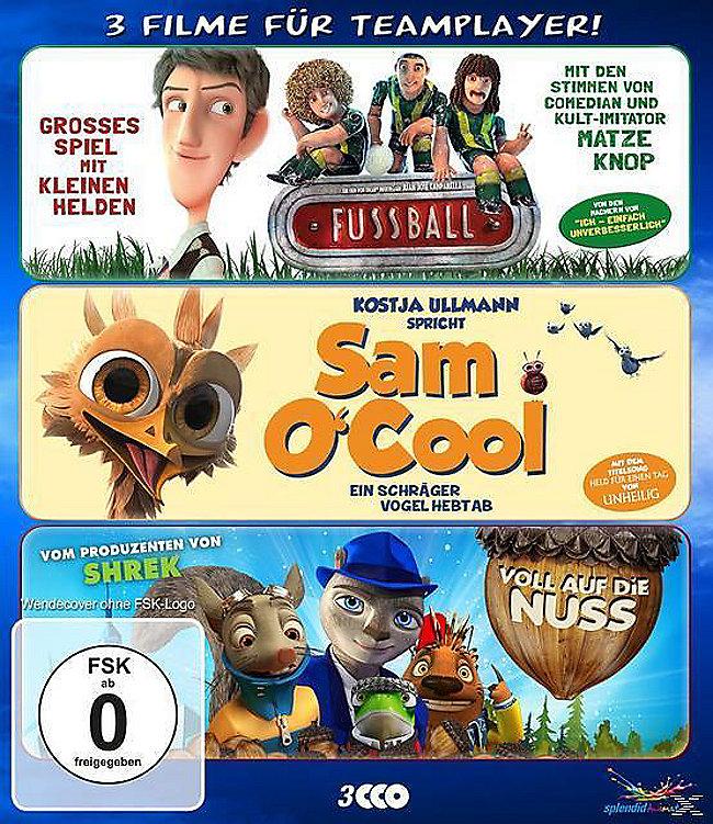 3 Filme Für Teamplayer Fussball Großes Spiel Mit Kleinen Helden