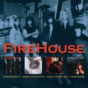 3/Good Acoustics/Hold Your Fire/Firehouse, Firehouse