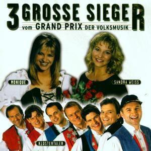 3 Grosse Sieger Vom Grand Prix, Diverse Interpreten