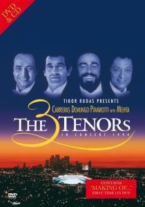 3 Tenors With Mehta In Concert 1994, Carreras, Domingo, Pavarotti