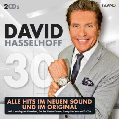 30, David Hasselhoff