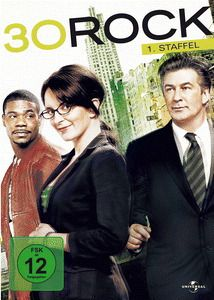 30 Rock - Staffel 1, Alec Baldwin,Tracy Morgan Tina Fey