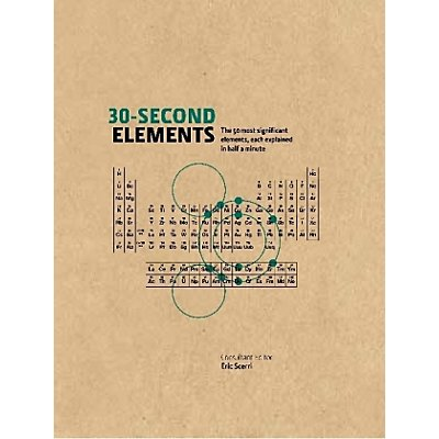 30 second elements scerri eric