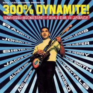 300% Dynamite-ska,Soul,Rockste, Diverse Interpreten
