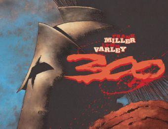 300, Graphic Novel, Frank Miller, Lynn Varley