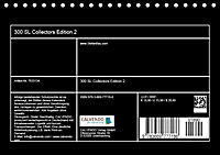 300 SL Collectors Edition 2 (Tischkalender 2019 DIN A5 quer) - Produktdetailbild 13