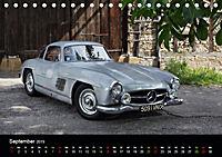 300 SL Collectors Edition 2 (Tischkalender 2019 DIN A5 quer) - Produktdetailbild 9