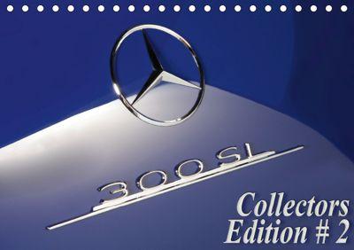 300 SL Collectors Edition 2 (Tischkalender 2019 DIN A5 quer), Stefan Bau