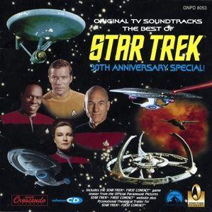 30TH ANNIVERSARY, Original Soundtrack-Star Trek