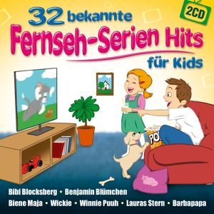 32 bekannte fernseh serien hit cd von party kids bei. Black Bedroom Furniture Sets. Home Design Ideas