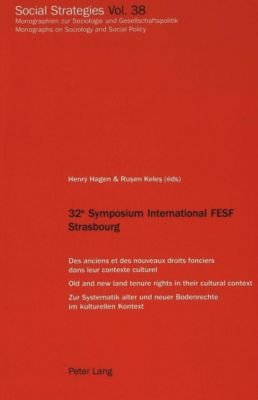 32e Symposium International FESF Strasbourg