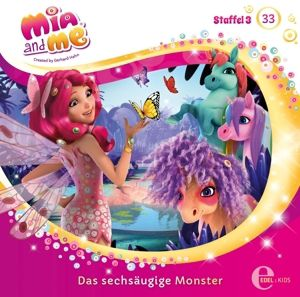 (33)Original Hsp Tv-Tv-Sechsaugen Monster, Mia And Me