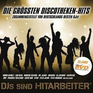 35 Jahre Bvd-Die Besten Discotheken Hits, Various