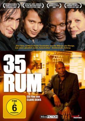 35 Rum, Alex Descas