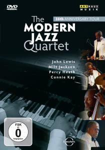 35th Anniversary Tour, Modern Jazz Quartet
