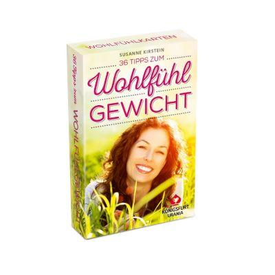 36 Tipps zum Wohlfühlgewicht, Susanne Kirstein