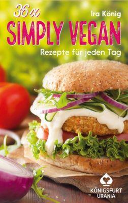36 x Simply vegan, Wohlfühlkarten - Ira König |