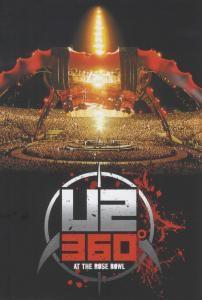 360 Degrees At The Rose Bowl, U2