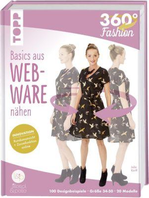 360° Fashion Basics aus Webware nähen, Julia Korff
