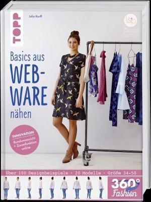 360° Fashion Basics aus Webware nähen - Julia Korff |