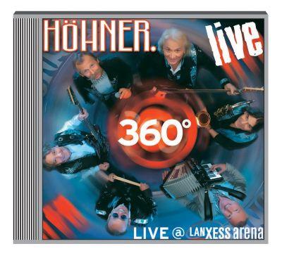 360 Grad Live@LANXESS Arena, Höhner