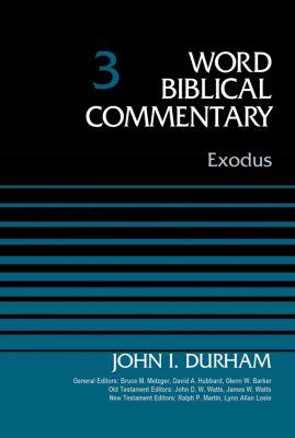 365 Devotions: Exodus, Volume 3, John I. Durham