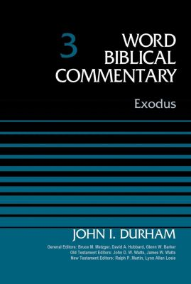 365 Devotions: Exodus, Volume 3, John I. Durham