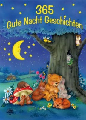 365 Gute Nacht Geschichten, P. Haunschmied