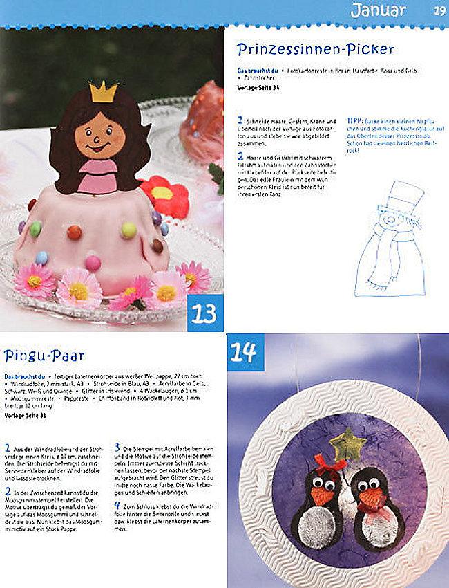 365 Kinder Bastelideen Buch Portofrei Bei Weltbild De Bestellen