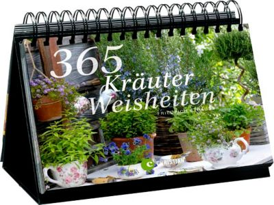 365 Kräuterweisheiten, Friedrich Strauss