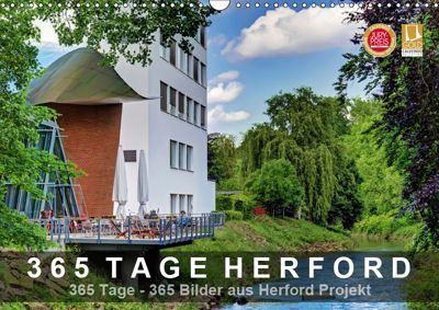 365 Tage Herford (Wandkalender 2019 DIN A3 quer), Thorsten Kleinfeld