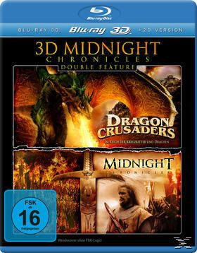 3D Midnight Chronicles Double Feature