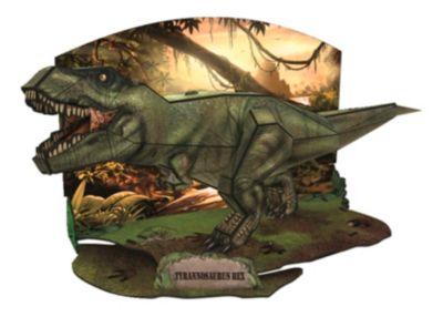 3D Puzzle Dino-Tyrannosaurus Rex-36tlg.