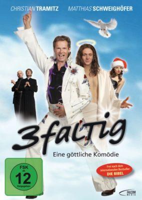 3faltig - Eine göttliche Komödie, Murmel Clausen, Hermann Bräuer, Christian Tramitz, Harald Sicheritz