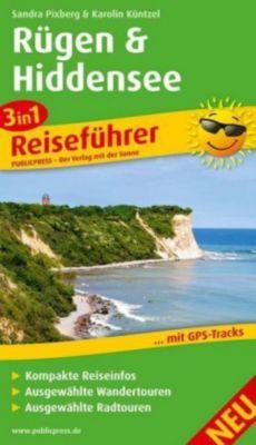 3in1-Reiseführer & Rügen Hiddensee, Sandra Pixberg, Karolin Küntzel