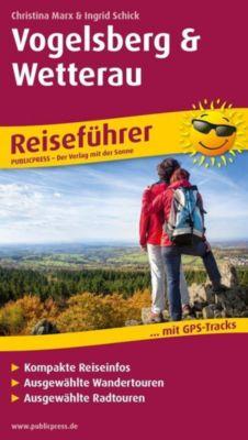 3in1-Reiseführer Vogelsberg und Wetterau