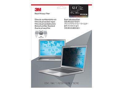 3M PF12.1 Blickschutzfilter Standard passend fuer Notebooks 30,7 cm Standard entspricht 12,1 Zoll Standard 4:3