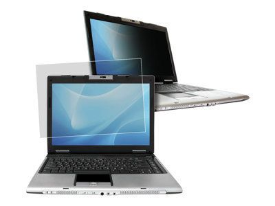 3M PF14.0W Blickschutzfilter Standard passend fuer Notebooks 35,6 cm Weit (entspricht 14,0 ZollWeit) 16:9