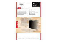 3M PF14.0W9E TouchLaptop Privacy Filter 16:9 schwarz - Produktdetailbild 2